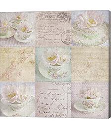 Vintage Tea by Symposium Design Canvas Art