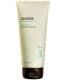 Ahava Liquid Dead Sea Salt, 6.8 oz