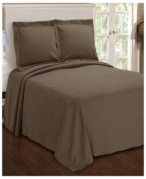 Superior Paisley Twin Bedspread