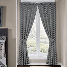 "Croscill Remi 84"" x 84"" Window Panel Pair"