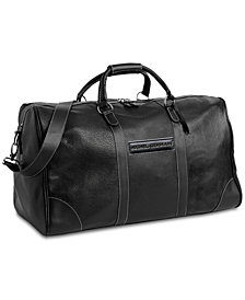 Receive a Complimentary Weekender Bag with any $87 purchase from the Michel Germain Men's fragrance collection