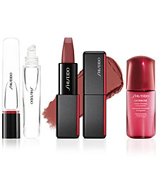 Shiseido Everyday Lip Set