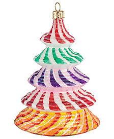Joy To The World Glitterazzi Lollypop Tree
