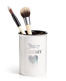 Juicy Couture Ceramic Brush Holder