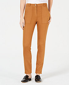 Eileen Fisher Tencel™ Slim Pants