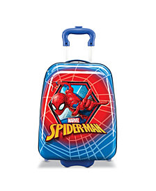 "American Tourister Spiderman 18"" Hardside Suitcase"