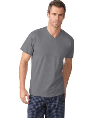 Image of Alfani Men's V-Neck Undershirt, Only at Macy's