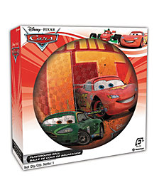 """Hedstrom - 8.5"""" Cars Rubber Playground Ball"""
