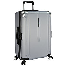 "Traveler's Choice New London 26"" 100% Polycarbonate Trunk Spinner"