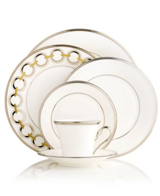 Solitaire White Oval Platter