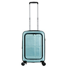 "Triforce David Tutera Atlas 22"" Carry On Spinner Luggage"