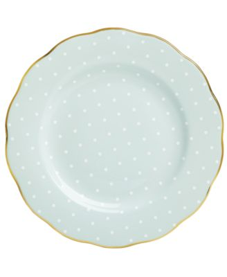 Old Country Roses Polka Rose Salad Plate
