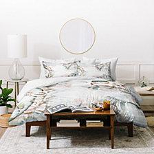 Deny Designs Iveta Abolina Honey Its Nap Time King Duvet Set