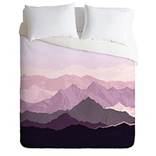 Iveta Abolina Sugar Plum Queen Duvet Set
