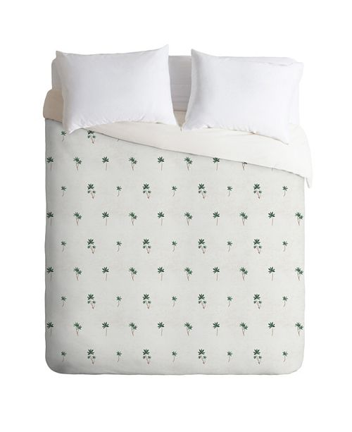 Deny Designs Holli Zollinger Palma Twin Duvet Set