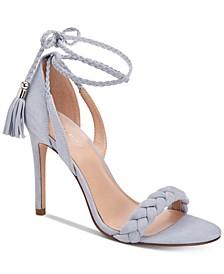 Jessica Lace-Up Dress Sandals