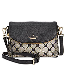 kate spade new york Jackson Street Fabric Small Harlyn Crossbody