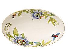 Villeroy & Boch Serveware, Amazonia Oval Vegetable Bowl