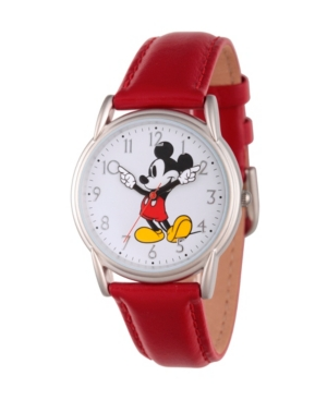 Disney Mickey Mouse Women's Silver Cardiff Alloy Watch