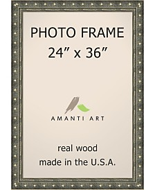 """Amanti Art Barcelona Champagne 24"""" X 36"""" Opening Wall Picture Photo Frame"""