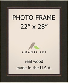 "Amanti Art Milano Bronze 22"" X 28"" Opening Wall Picture Photo Frame"
