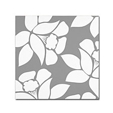 Color Bakery 'Calyx Floral' Canvas Art