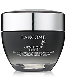 Lancôme Génifique Repair Youth Activating Night Cream, 1.7 oz