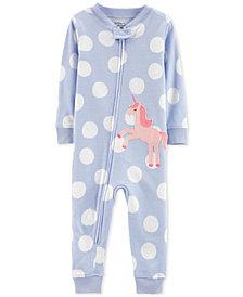 Carter's Baby Girls Unicorn Pajama