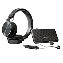 Polaroid Wireless Audio Kit Bluetooth Headphones, Bluetooth Earbuds, Bluetooth Speaker