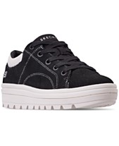 1cd6b71f964d Skechers Women s Street Cleat - Back Again Casual Sneakers from Finish Line