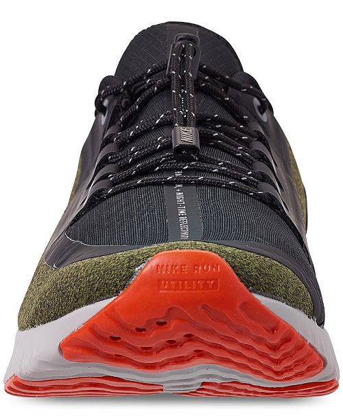 6fb4c8f07693 Nike Men s Odyssey React Shield Running Sneakers from Finish Line ...