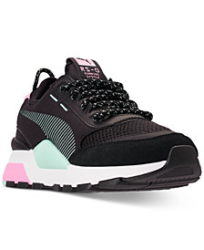 Puma Girls' RS-0 WTR Toys Casual Sneakers from Finish Line