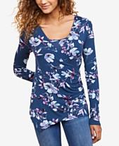 f70ef47d92fc8 Nursing Tops: Shop Nursing Tops - Macy's