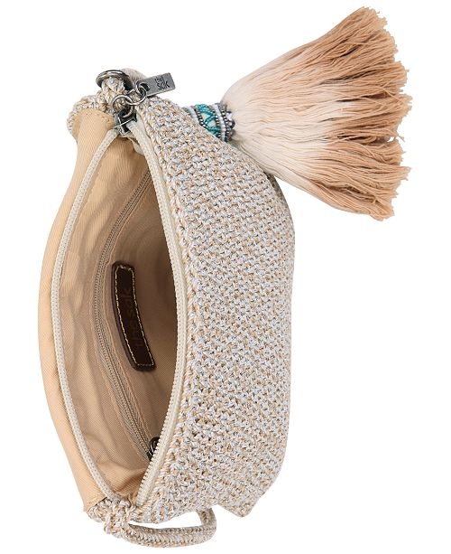 Sparklegold crochet CostaAvis Sak Mini Bamboo sacs en sac main Accessoires a de BdrCeox