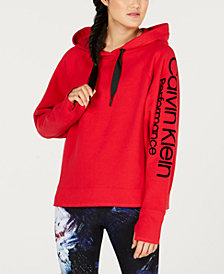 Calvin Klein Performance Relaxed Logo Sweatshirt