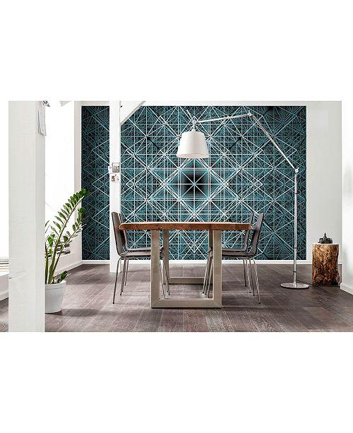Macy Home Decor: Brewster Home Fashions Matrix Wall Mural & Reviews