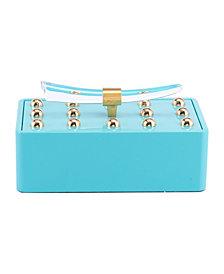 Gina Small Box Lake Blue