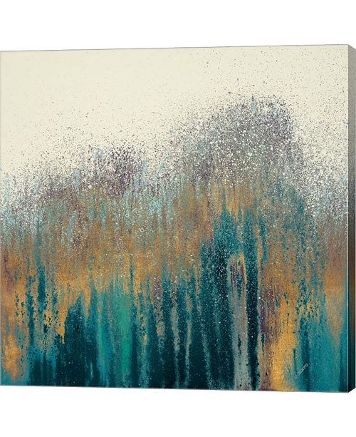 Metaverse Teal Woods with by Roberto Gonzalez