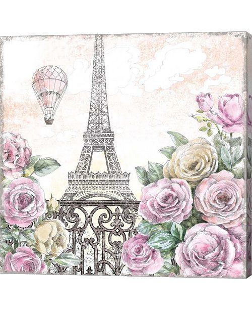Metaverse Paris Roses VI by Beth Grove