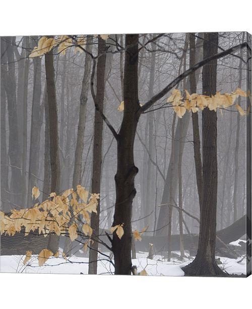 Metaverse Winter Forest by Erin Clark