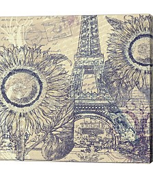 Paris Pastiche by Mindy Sommers