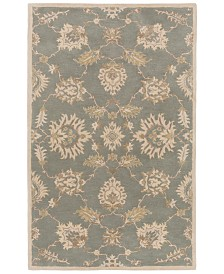 Surya Caesar CAE-1156 Medium Gray 12' x 15' Area Rug