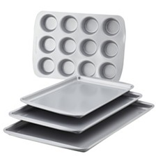 Farberware Nonstick 4-Pc. Bakeware Set