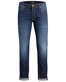 Men's Slim Straight Fit Tim Jeans