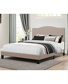 Kiley Upholstered King Bed