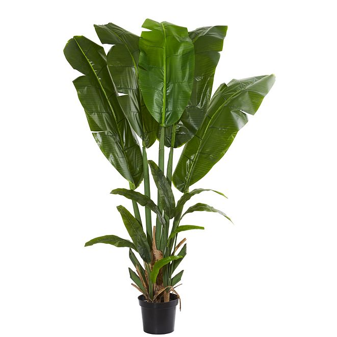 Nearly Natural Giant Travelers Palm Artificial Tree
