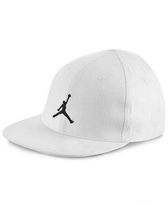 Jordan Hats White