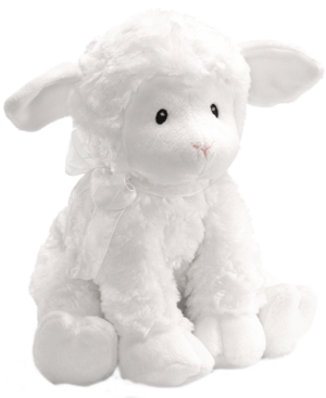 Gund Baby Lena Lamb Musical Animal