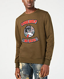 Heritage American Men's Graphic Sweatshirt