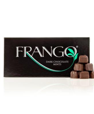 Frango Chocolates  Pc Dark Mint Box Of Chocolates